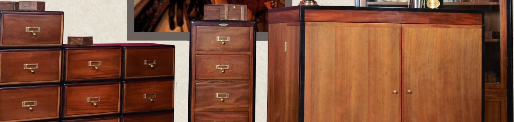 Latitude d co des meubles et objets qui racontent une for Meuble bureau 974