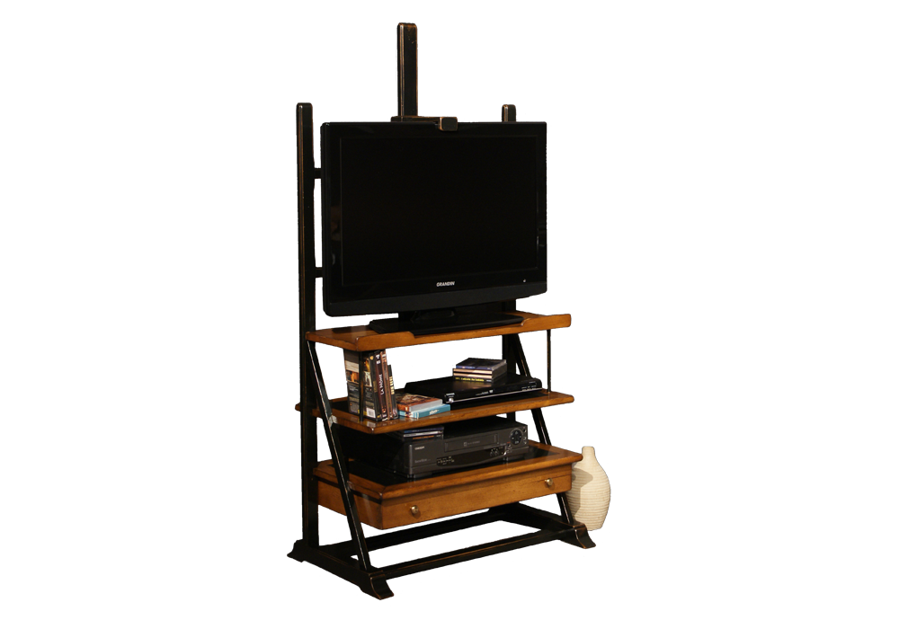 Latitude d co des meubles et objets qui racontent une for Meuble tv petite taille