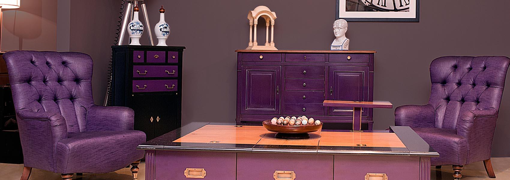 Latitude d co des meubles et objets qui racontent une - Meubles de charme patines ...